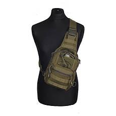 M-Tac сумка Urban Line City Patrol Fastex Bag, Olive, фото 3