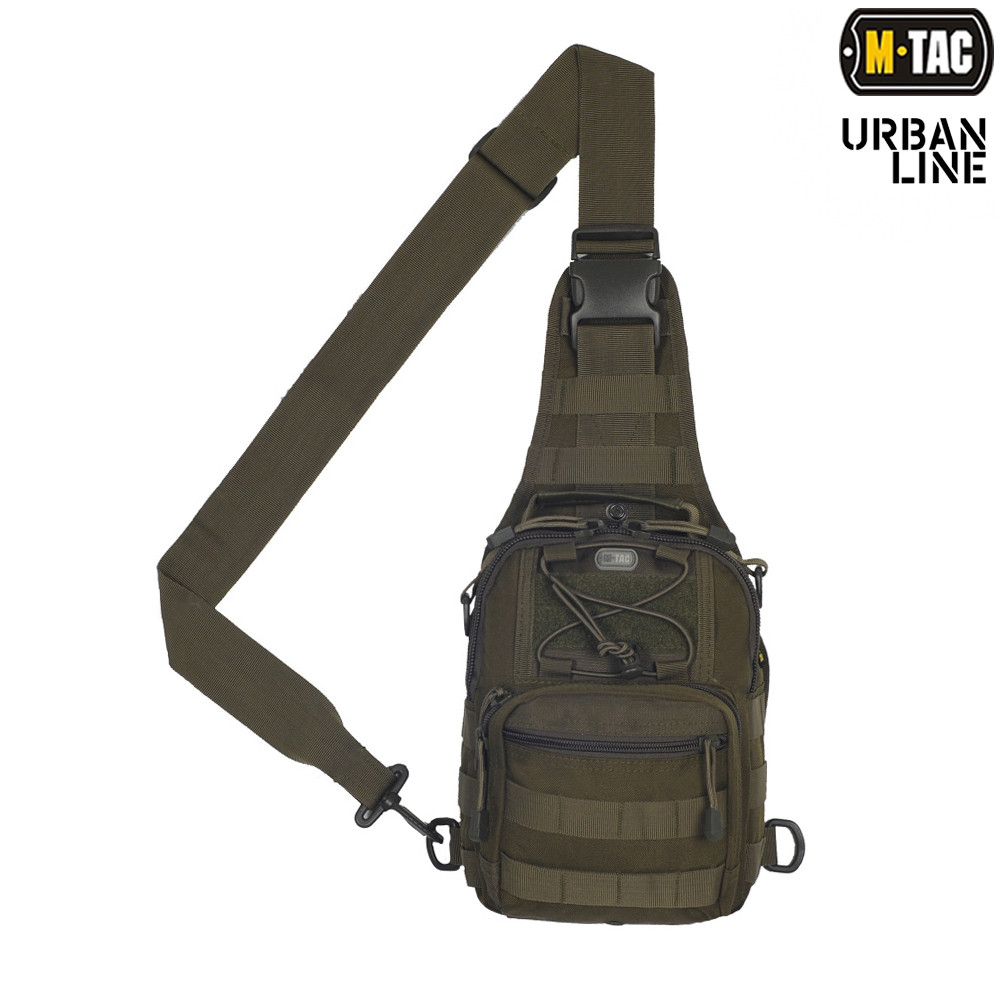 M-Tac сумка Urban Line City Patrol Fastex Bag, Olive