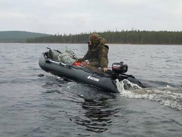 Модернізація не оминула і човнові електромотори!