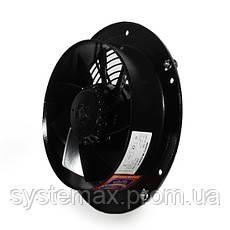 ВЕНТС ОВК 4Е 630 (VENTS OVK 4E 630) - осевой вентилятор низкого давления, фото 3
