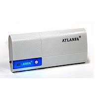 Внешний аккумулятор Power Bank AT-2011 Elite 12000mA 3xUSB