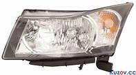 Фара Chevrolet Cruze 09- правая (Depo) электрич. 235-1110RMLDEM2