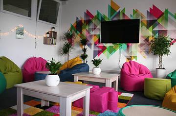 Как кресла-мешки становятся новым трендом в дизайне интерьера?