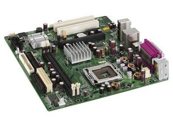 Материнская плата Intel D102GGC2 ATI Radeon XPRESS 200, s775