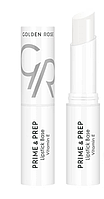 Праймер (база) под помаду GOLDEN ROSE Prime & Prep Lipstick Base
