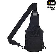 M-Tac сумка Urban Line City Patrol Fastex Bag, Black