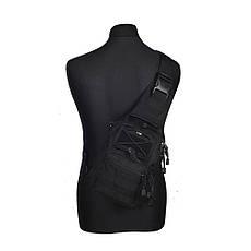 M-Tac сумка Urban Line City Patrol Fastex Bag, Black, фото 2