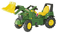 Трактор Rolly Toys rollyX-Trac John Deere