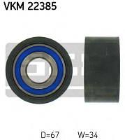 Ролик ГРМ (67х34) VKM22385