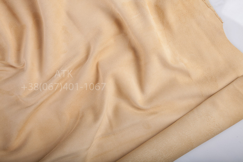 Замша одежная Сахара
