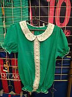 """Школьные блузки """"Мэри"""" цвета"""