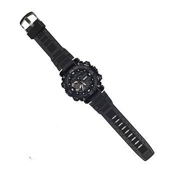 Skmei часы 1228 тактические черные, фото 2