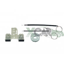 Ремкомплект стеклоподъемник Skoda Fabia Mk2 для передней левой двери
