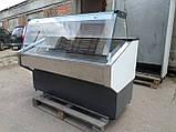 Холодильная витрина польская 120 см., 155 см. б у. Витрина холодильная б/у  , фото 5