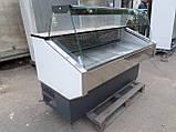 Холодильная витрина польская 120 см., 155 см. б у. Витрина холодильная б/у  , фото 6