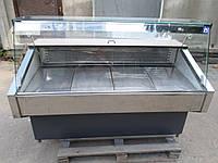 Холодильная витрина польская 120 см., 155 см. б у. Витрина холодильная б/у  , фото 1