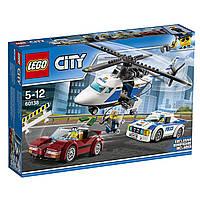 LEGO City 60138 Стремительная погоня High Speed Chase Building Toy