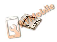 Разъем Sim Samsung Note 3 N900 N9005 N9006 I9200 I9205 I9208 +MMC