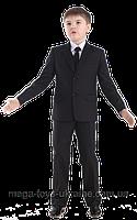 Школьный костюм форма для мальчиков рост 116-152 карат