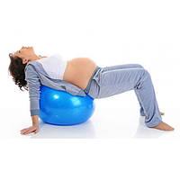 Как подобрать фитбол будущей маме?