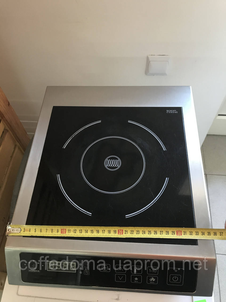 Индукционная плита CASO GIC 3500 из Германии, профессиональная плита