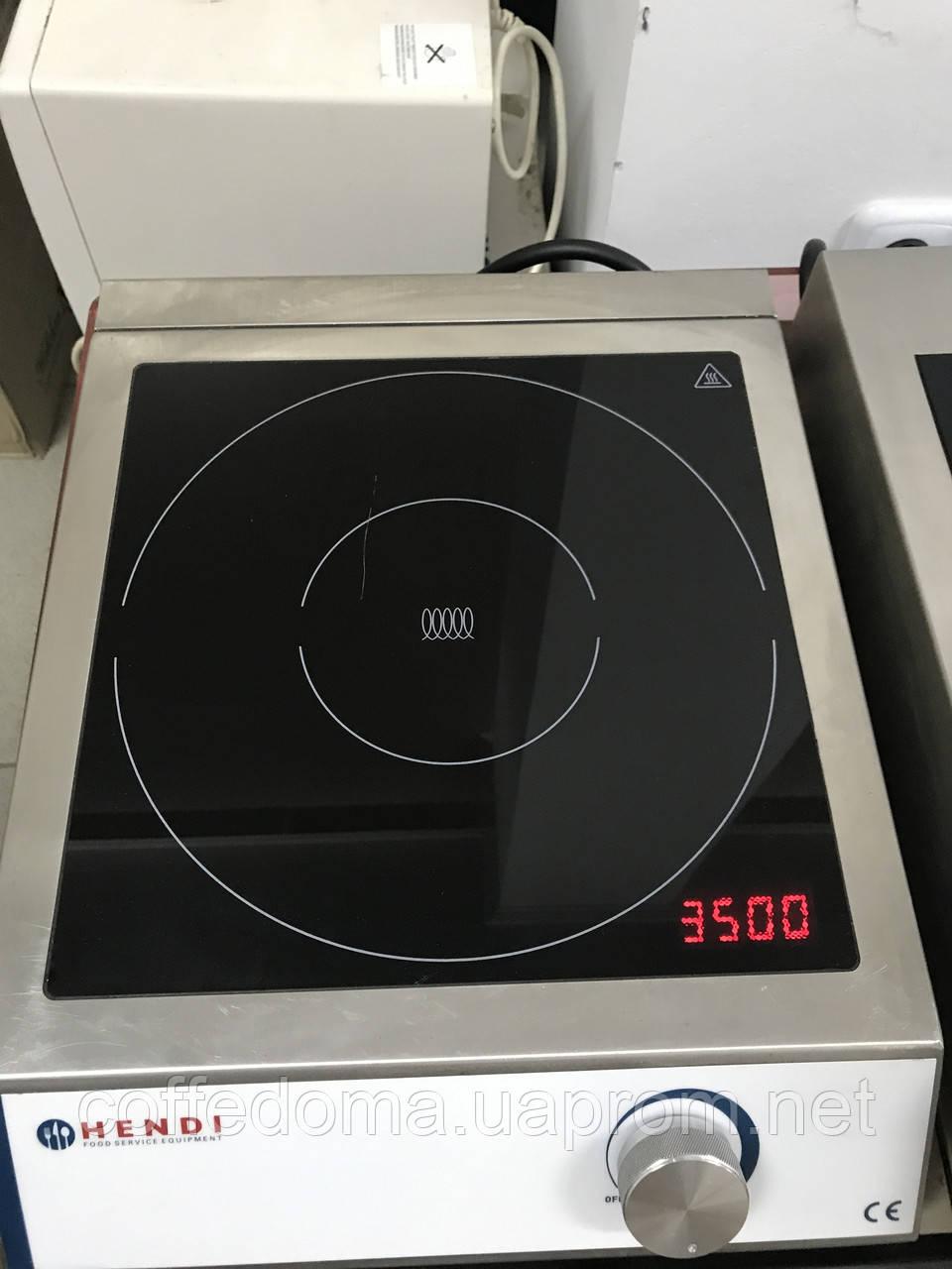 Индукционная профессиональная плита Hendi 239780