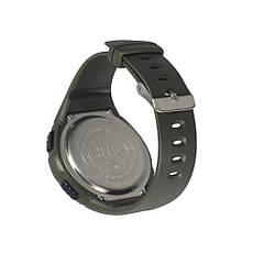M-Tac часы тактические с шагомером олива, фото 2