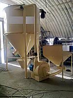 Комбикормовые установки - оборудование для приготовления комбикормов, фото 1