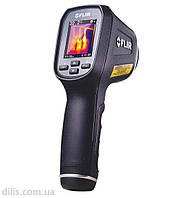 Тепловизор FLIR TG165 (-25...380 ºС), Тепловизионный инфракрасный термометр, тепловізор FLIR TG165