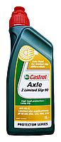 Масло трансмиссионное CASTROL Axle Z Limited Slip 90, 1л