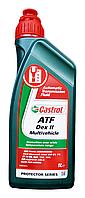 Масло трансмиссионное CASTROL ATF Dex II Multivehicle, 1л