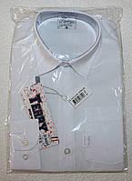 Рубашка нарядная на мальчика белая 5,6,7,8 лет