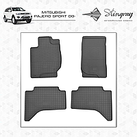 Автомобильные коврики Stingray Mitsubishi Pajero Sport 2008-