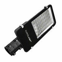 LED Светильник уличный SMD классический EUROLAMP 50W 6000K