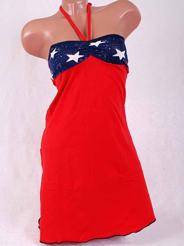 Яркая летняя Турецкая туника 6014 - FaShop  Женская одежда от производителя в Харькове