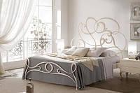 Кованая кровать GABRIEL итальянской фабрики Cantori. Реплика.