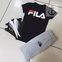 Комплект Fila & The North Face (Фила и Зе Норт Фейс)