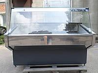 Холодильная витрина 135 м.б у, Гастрономический прилавок б