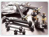 Рычаг подвески на грузовой Вольво, реактивная тяга, шаровые, сайлентблоки на VOLVO - FH, FM, FL, FLC, FN