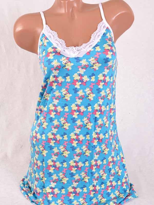 Красивая летняя Турецкая туника 6500 - FaShop  Женская одежда от производителя в Харькове