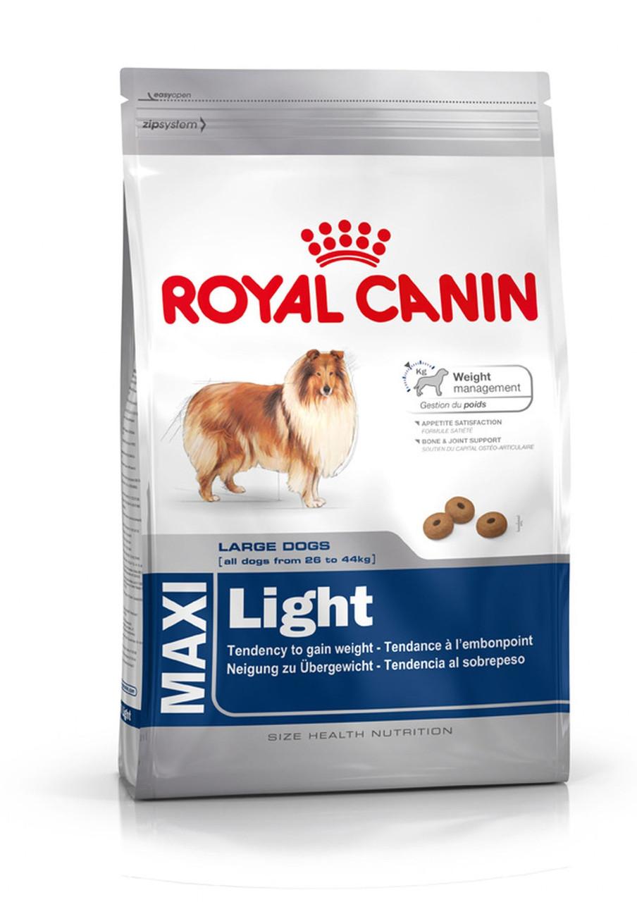 Royal Canin (Роял Канин) Maxi Light корм для собак крупных пород, склонных к избыточному весу, 3.5 кг