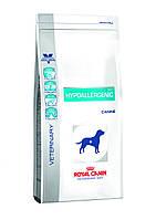 Royal Canin (Роял Канин) Hypoallergenic гипоаллергенный корм для собак, 2 кг