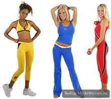 Спортивная одежда для фитнеса
