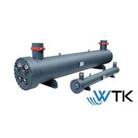 Кожухотрубный теплообменник WTK SCE 83C