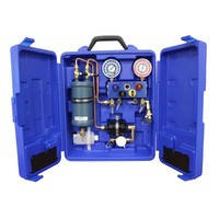 Модуль очистки фреона от влаги, масла и частиц МС 69500