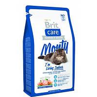 Brit Care (Брит кеа) Monty Indoor Сухой корм для взрослых кошек не покидающих помещение, 7 кг