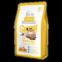 Brit Care (Брит кеа) Sunny Beautiful Hair Корм для кошек, шерсть которых требует дополнительного ухода