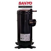 Герметичный спиральный компрессор Panasonic (SANYO) C-SBN351H5A