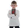 """Рубашка с вышивкой """"Мишко"""" воротник стойкой, фото 2"""