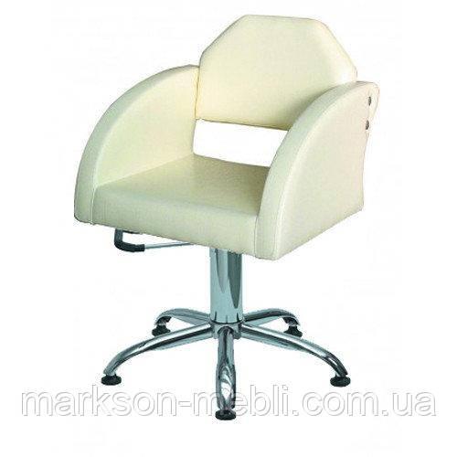 Парикмахерское кресло на пневмоподъемнике CORNELIA